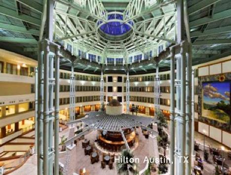 Hilton Auston, TX