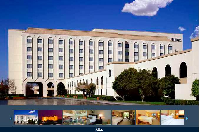 Hilton Hotel Newark/Fremont, CA