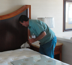 Furniture Detailing can add longer life to your guestrooms.